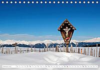 Gipfelkreuze und Wegkreuze in den Südtiroler Bergen (Tischkalender 2019 DIN A5 quer) - Produktdetailbild 1