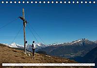 Gipfelkreuze und Wegkreuze in den Südtiroler Bergen (Tischkalender 2019 DIN A5 quer) - Produktdetailbild 2