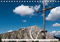 Gipfelkreuze und Wegkreuze in den Südtiroler Bergen (Tischkalender 2019 DIN A5 quer) - Produktdetailbild 4