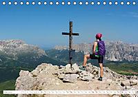Gipfelkreuze und Wegkreuze in den Südtiroler Bergen (Tischkalender 2019 DIN A5 quer) - Produktdetailbild 7