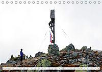 Gipfelkreuze und Wegkreuze in den Südtiroler Bergen (Tischkalender 2019 DIN A5 quer) - Produktdetailbild 11