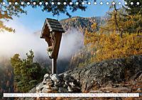 Gipfelkreuze und Wegkreuze in den Südtiroler Bergen (Tischkalender 2019 DIN A5 quer) - Produktdetailbild 10
