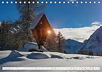 Gipfelkreuze und Wegkreuze in den Südtiroler Bergen (Tischkalender 2019 DIN A5 quer) - Produktdetailbild 12