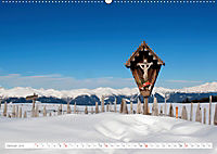 Gipfelkreuze und Wegkreuze in den Südtiroler Bergen (Wandkalender 2019 DIN A2 quer) - Produktdetailbild 1