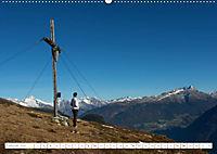 Gipfelkreuze und Wegkreuze in den Südtiroler Bergen (Wandkalender 2019 DIN A2 quer) - Produktdetailbild 2