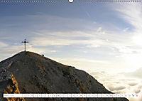Gipfelkreuze und Wegkreuze in den Südtiroler Bergen (Wandkalender 2019 DIN A2 quer) - Produktdetailbild 3
