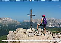 Gipfelkreuze und Wegkreuze in den Südtiroler Bergen (Wandkalender 2019 DIN A2 quer) - Produktdetailbild 7