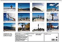 Gipfelkreuze und Wegkreuze in den Südtiroler Bergen (Wandkalender 2019 DIN A2 quer) - Produktdetailbild 13