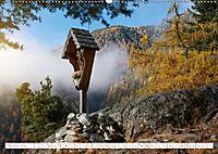 Gipfelkreuze und Wegkreuze in den Südtiroler Bergen (Wandkalender 2019 DIN A2 quer) - Produktdetailbild 10