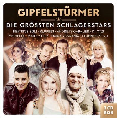Gipfelstürmer (Exklusive 3CD-Box), Diverse Interpreten