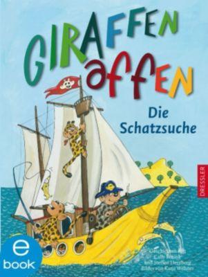 Giraffenaffen Band 2: Die Schatzsuche, Cally Stronk, Steffen Herzberg
