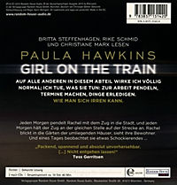 Girl on the Train - Du kennst sie nicht, aber sie kennt dich, 2 MP3-CDs - Produktdetailbild 1