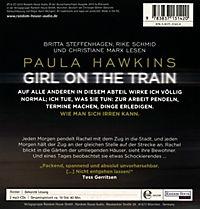 Girl on the Train - Du kennst sie nicht, aber sie kennt dich, 2 MP3-CDs - Produktdetailbild 1
