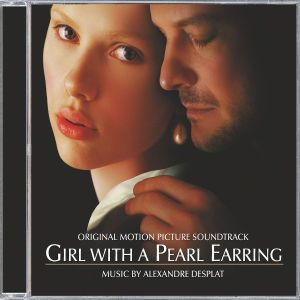 Girl With A Pearl Earring, Ost, Alexandre (Composer) Desplat