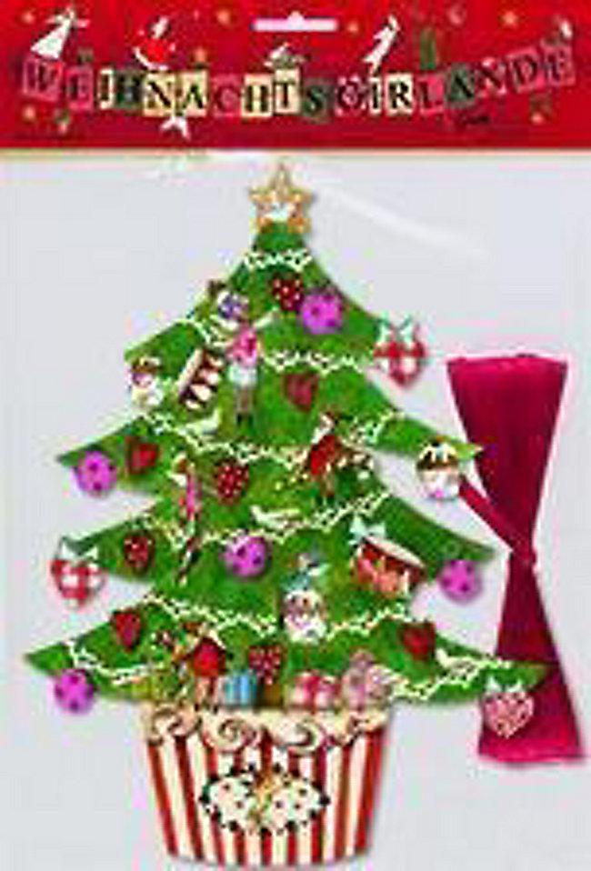 Weihnachtsbaum Girlande.Girlande Weihnachtsbaum Jetzt Bei Weltbild De Bestellen
