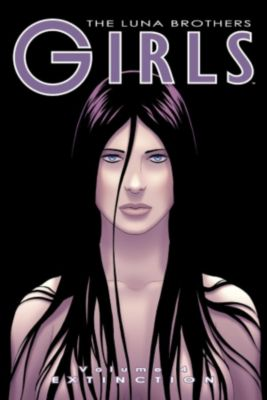 Girls: Girls Vol. 4: Extinction, Joshua Luna