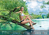 Girls of Summer (Wall Calendar 2019 DIN A4 Landscape) - Produktdetailbild 4