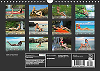 Girls of Summer (Wall Calendar 2019 DIN A4 Landscape) - Produktdetailbild 13