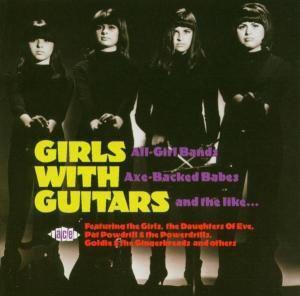 Girls With Guitars, Diverse Interpreten
