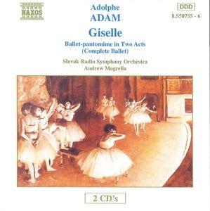 Giselle*Naxos, A. Mogrelia, Slowak.Rso