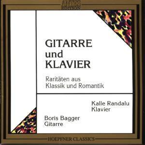 Gitarre Und Klavier, Boris Bagger, Kalle Randalu
