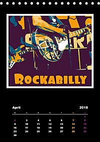 Gitarren Pop Art (Tischkalender 2018 DIN A5 hoch) - Produktdetailbild 4