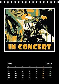 Gitarren Pop Art (Tischkalender 2018 DIN A5 hoch) - Produktdetailbild 6