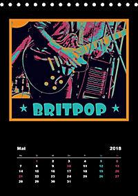 Gitarren Pop Art (Tischkalender 2018 DIN A5 hoch) - Produktdetailbild 5