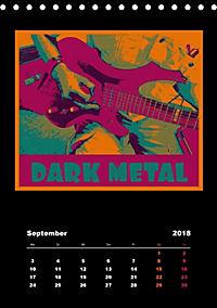 Gitarren Pop Art (Tischkalender 2018 DIN A5 hoch) - Produktdetailbild 9