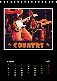 Gitarren Pop Art (Tischkalender 2018 DIN A5 hoch) - Produktdetailbild 8