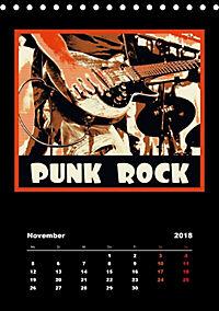 Gitarren Pop Art (Tischkalender 2018 DIN A5 hoch) - Produktdetailbild 11