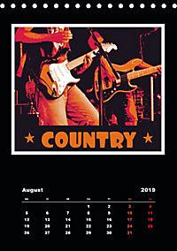 Gitarren Pop Art (Tischkalender 2019 DIN A5 hoch) - Produktdetailbild 8