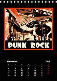 Gitarren Pop Art (Tischkalender 2019 DIN A5 hoch) - Produktdetailbild 11