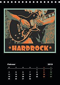 Gitarren Pop Art (Tischkalender 2019 DIN A5 hoch) - Produktdetailbild 2