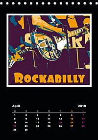 Gitarren Pop Art (Tischkalender 2019 DIN A5 hoch) - Produktdetailbild 4