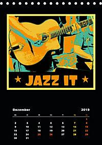 Gitarren Pop Art (Tischkalender 2019 DIN A5 hoch) - Produktdetailbild 12