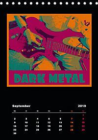 Gitarren Pop Art (Tischkalender 2019 DIN A5 hoch) - Produktdetailbild 9