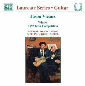 Gitarren Recital, Jason Vieaux