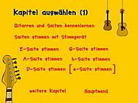 Gitarrenbuch, inklusive Audio-CD und DVD - Produktdetailbild 1