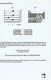 Gitarrenbuch, inklusive Audio-CD und DVD - Produktdetailbild 8