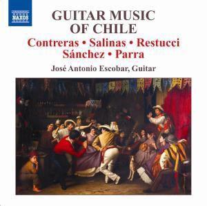 Gitarrenmusik Aus Chile, Jose Antonio Escobar