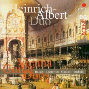 Gitarrenmusik Der Wiener Klassik, Heinrich Duo Albert