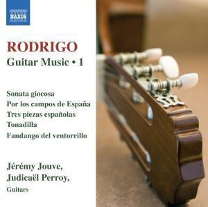 Gitarrenmusik Vol.1, Jeremy Jouve, Judicael Perroy
