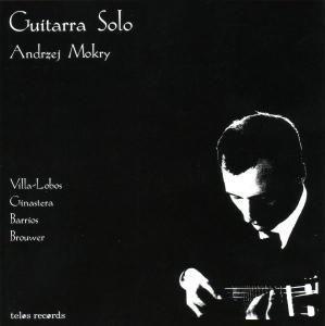 Gitarrenrecital, Andrzej Mokry