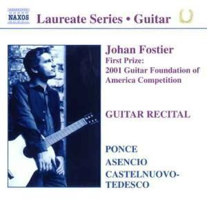 Gitarrenrecital, Johan Fostier