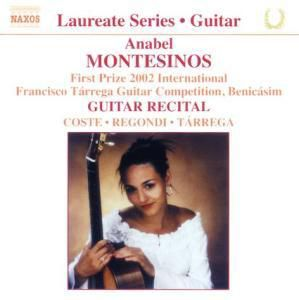 Gitarrenrecital, Anabel Montesinos
