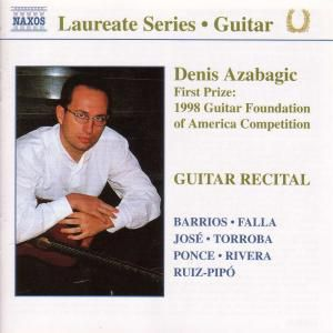 Gitarrenrecital, Denis Azabagic