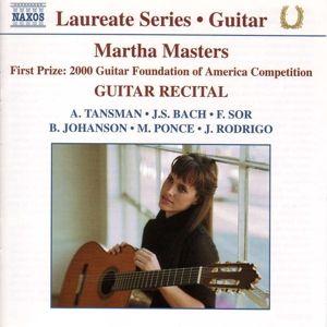 Gitarrenrecital, Martha Masters