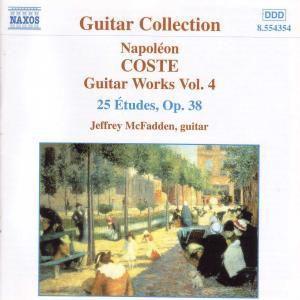 Gitarrenwerke Vol.4 (Op.38), Jeffrey Mcfadden