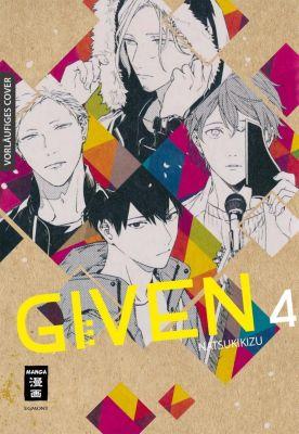 Given, Natsuki Kizu